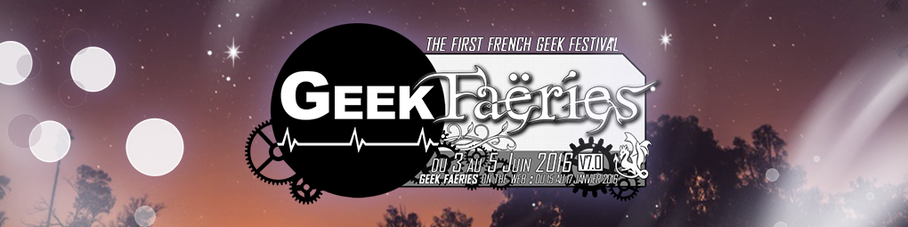 Geek Faëries On The Web 2016