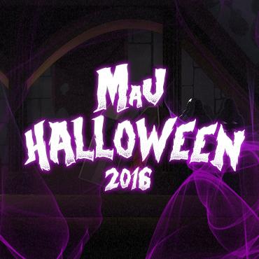 Mise à jour d'Halloween