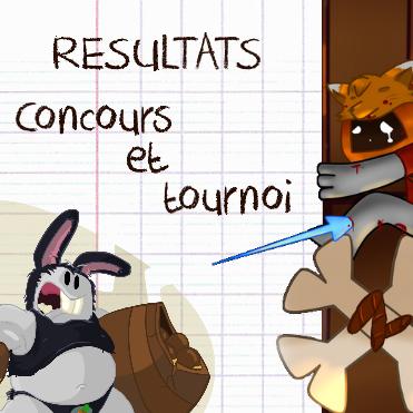 Récapitulatif : Tournoi et Concours de FanArt
