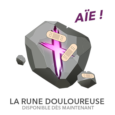 Rune douloureuse