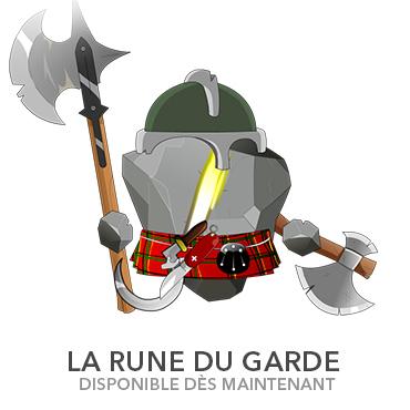 Rune du garde