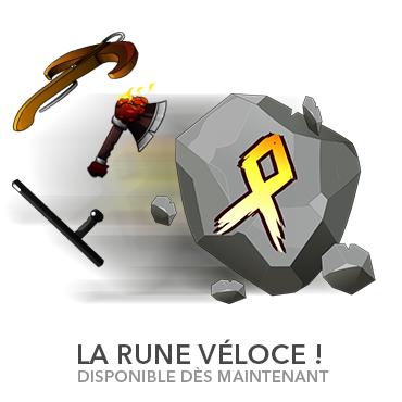 Rune véloce