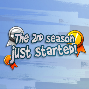 Take part in the second XP season