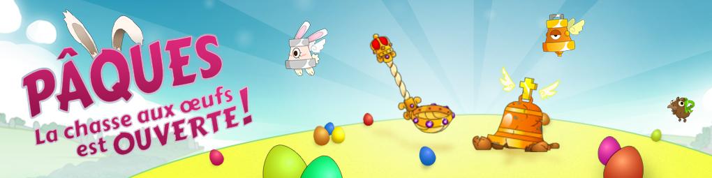 Mode récolte et événement de Pâques