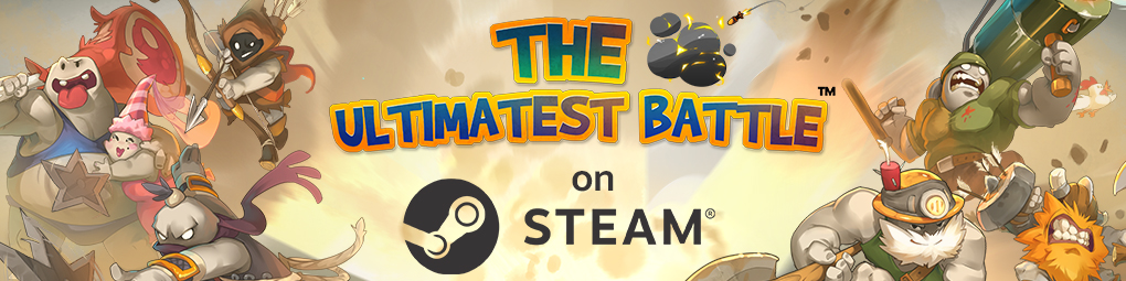 The Ultimatest battle is available on Steam