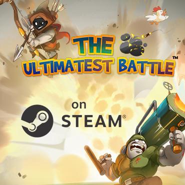 UB est disponible sur Steam !